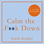 Calm the F**k Down cover art