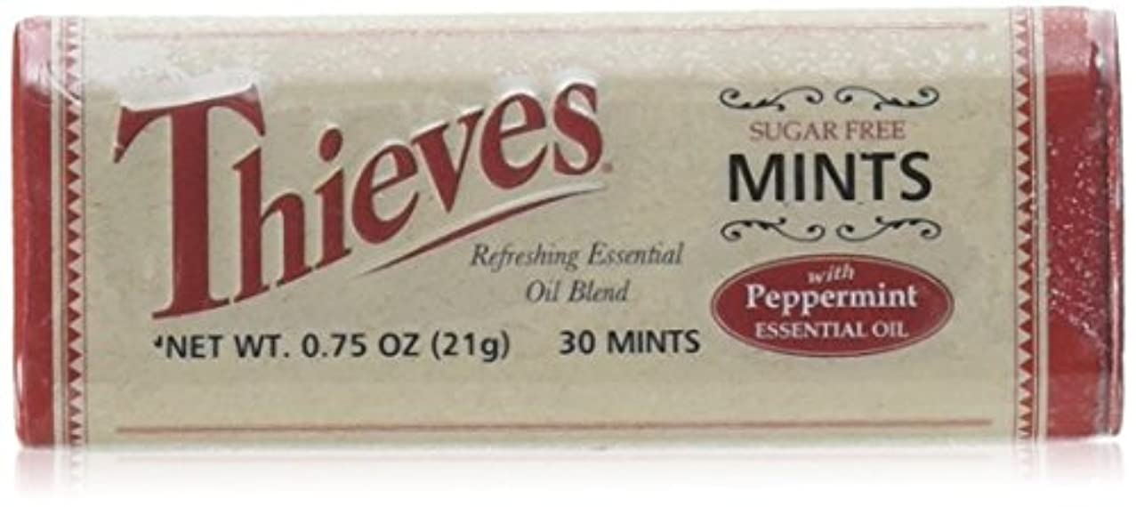 Thieves Breath Mints ( Breathemints ) 1 Pack (30 mints per pack) by Young Living Essential Oils