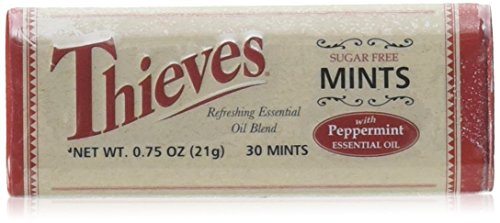 Young Living Thieves Breathmints 30pk by Young Living Essential Oils by Young Living