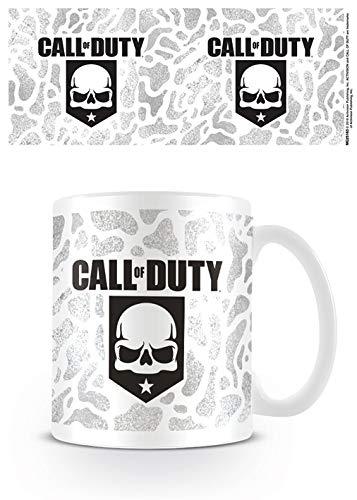 Pyramid International Call of Duty: Black Ops IIII Tasse Skull Logo