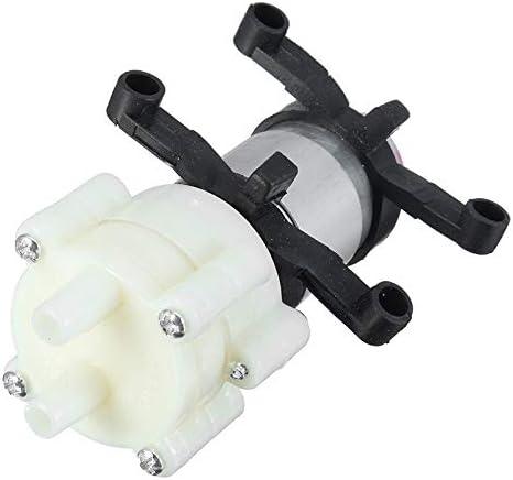 Priming Diaphragm Mini Pump Spray Motor 12V Micro Pumps For Water Dispenser