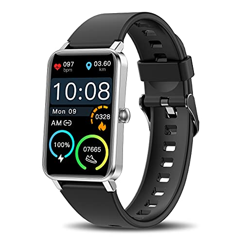 Smart Watch for Android / iOS Phone ,1.57' Touch Screen Fitness...