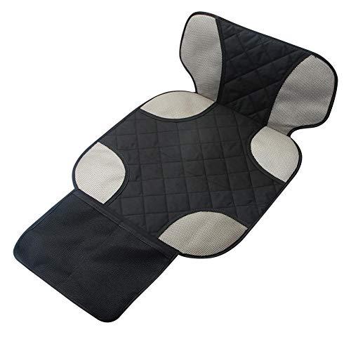 Supertop Schwarz Universal Luxus Auto Sitzkissen, Relaxed Comfort Kindersitz Für Auto Van Home Office Rollstühle