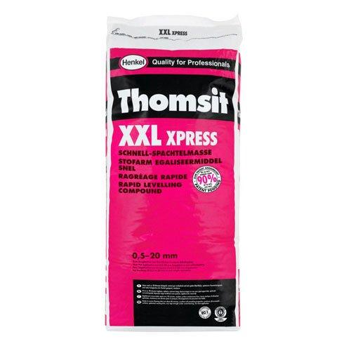 Thomsit XXL Xpress Schnell-Spachtelmasse 25 kg