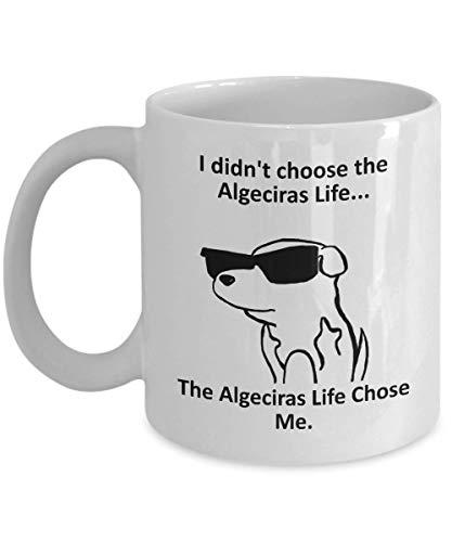 Tazza Magica Tazza da caffè Algeciras Tazza con Frase e Disegno Divertente Migliore Tazza In Ceramica Idee Regali Originali