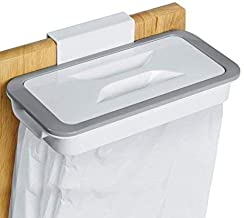 Hetarmi Attach-A-Trash The Hanging Trash Bag Holder Garbage Bags -The Hanging Trash Bag Holder