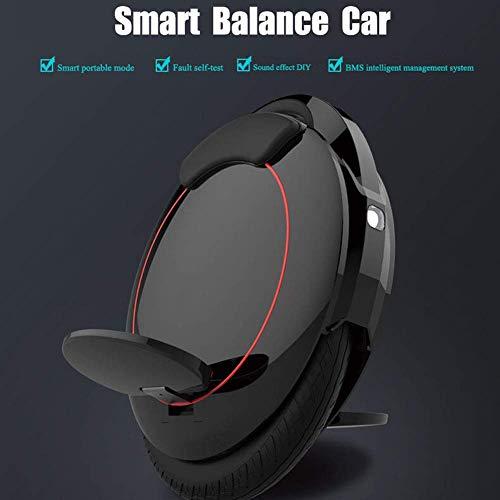 Elektro-Einrad ergonomisch mit Stahlrahmen Bild 6*