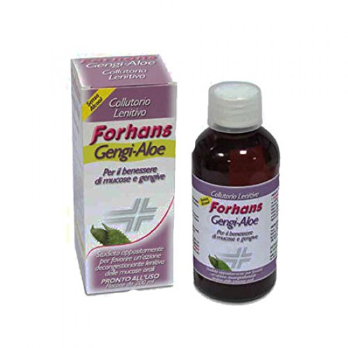 Forhans Collutorio Aloe per le Gengive - 500 ml