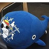 42cm Fashion Gift Supply one Piece raab Laboon Plush Doll The Straw hat Pirates Sign Whale Island Stuffed Toy