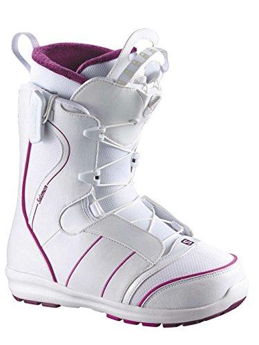 SALOMON Damen Snowboard Boot Pearl