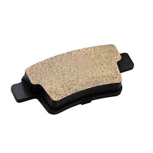 ben-gi 4 PC/Pastillas de Freno del Coche Zapatos del Freno de Disco Sistema de Accesorios del automóvil de reemplazo para GA3 GS4