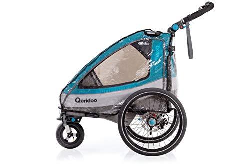 Qeridoo Sportrex1 Regenverdeck ab 2020