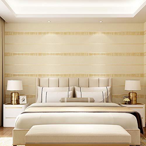 Einfach Moderne 3d-stereo-breite Iter Iden Leder Samt Tapete Schlafzimmer Wohnzimmer Tv Hotel Hintergrund Tapete 10m*0.53m/roll D