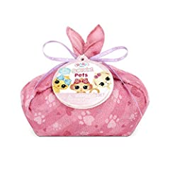 Unwrap 8+ surprises with Baby Born Surprise pets, and find a pet for you to adopt and love. Wipe pet's sleepy eyes to reveal their eye color and unwrap pet from its soft swaddle to reveal your adorable pet. Your pet's pacifier tells you if it's a boy...