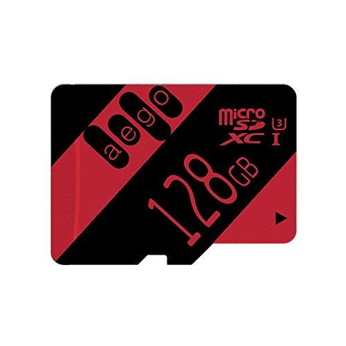 AEGO 128GB Micro SD Card Class 10 U3 SDXC Memory Card High Speed for Gopro...