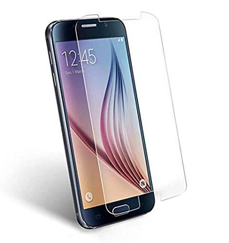 Cardana 3X Bruchsicheres Schutzglas für Samsung Galaxy S6 Schutzfolie aus 9H Echt Glas
