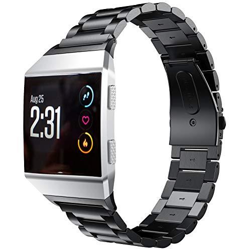 Syxinn Compatible Con Bracelet de Montre Ionic Bande en Acier Inoxydable Métal Sangle Sport Bracelets pour Ionic Watch