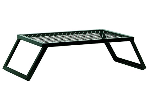 "Texsport Heavy Duty Camp 16"" x 12"" Grill, Black"