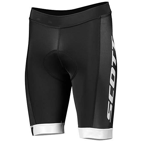 Scott RC Team ++ Fahrrad Hose kurz schwarz/weiß 2020: Größe: S (44/46)