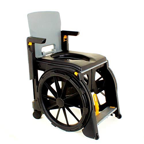 ShowerTravel folding WheelAble Bathing Chair Made For Traveling
