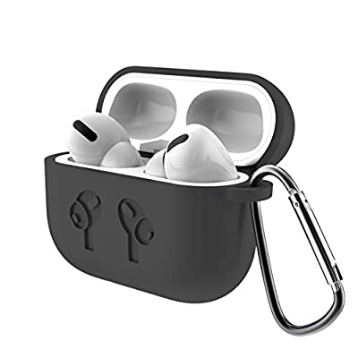 Amazon - Save 80%: HATALKIN Case Compatible with Airpods Pro Case Cover with Keychain Pre…