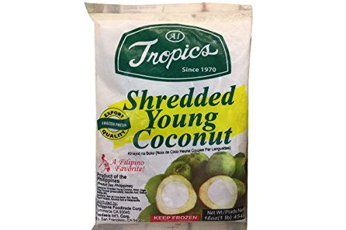 Shredded Young Coconut - 16oz (Pack of 1)