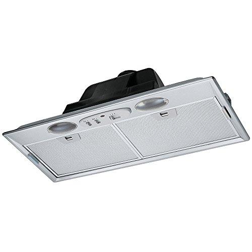 Franke FBI 712 ECO GR Lüfterbaustein/Metall-Fettfilter spülmaschinengeeignet/Schiebeschalter Steuerung / 70,2 cm/edelstahl