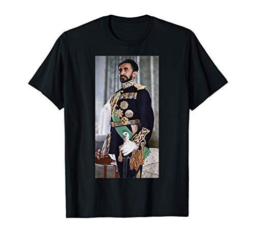 Camiseta de Haile Selassie