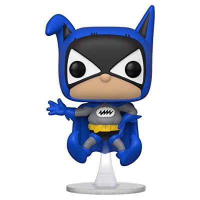 Figures Funko 37253 Pop Heroes: Batman 80th 1991 Multicolor Red Rain Batman