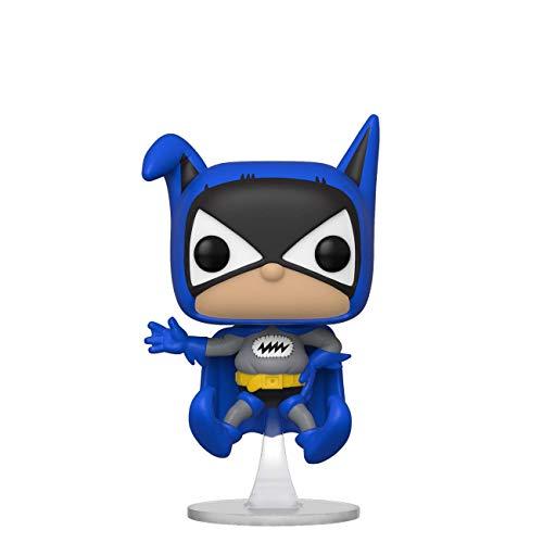 Funko- Pop Heroes: Batman 80th-Mite 1st Appearance (1959) Collectible Figure, Multicolor (37259)