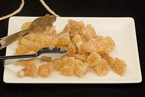 Jengibre frutas deshidratadas a granel - 1000 grs