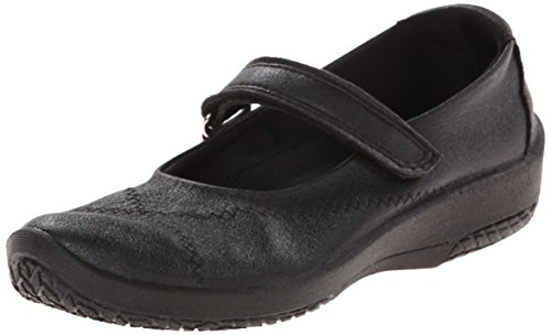 Arcopedico Womens L18 Black Synthetic Shoes 38 EU