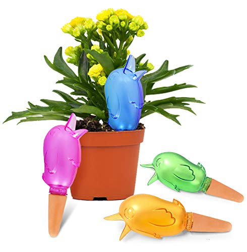 Pricetail Self Watering Spike Planter Drip Irrigation Watering Spikes Moist Roots for...