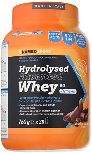 Named Integratore, Proteine, Siero Latte - 0.75 kg