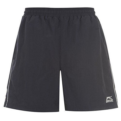 clasificación y comparación Shorts de baño para hombre Slazenger Summer Beach Swim Bermuda Azul marino L. para casa