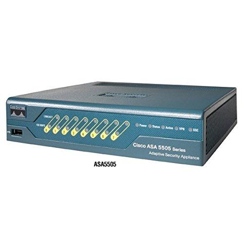Cisco ASA5505-50-BUN-K9 - CISCO ASA 5505 50-USER BUNDLE - EN