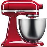 KitchenAid Mini Robot de Cocina de 3,3 l 5KSM3311XEER (Rojo Imperial)