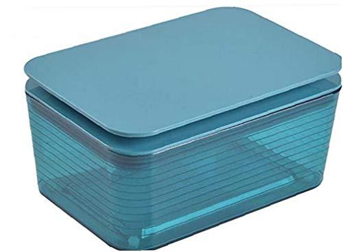 ZYCX123 Tejido húmedo Caja plástica de toallitas húmedas de Almacenamiento Caja de la Caja Recargable del, Baby Wipes Organizador del almacenaje de la Caja