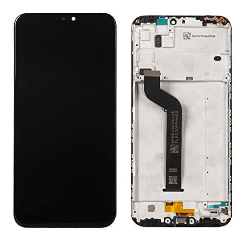 Reemplazo de Pantalla LCD LCD Fit For Xiaomi MI A2 LDE LCD Pantalla LCD con Digitalizador De Marco Pantalla Táctil Pantalla De Reemplazo Montaje De Teléfono Pantalla LCD (Color : with Frame)