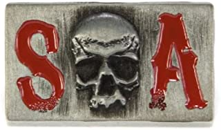 Sons Of Anarchy S Skull A Lapel Pin
