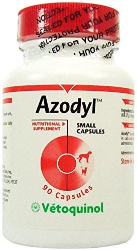 Azodyl Small Capsules - 90 ct