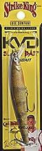 Strike King HCKVDJ200-680 KVD Jerkbait 2 Hook, Yellow Perch, 4 1/2-inch