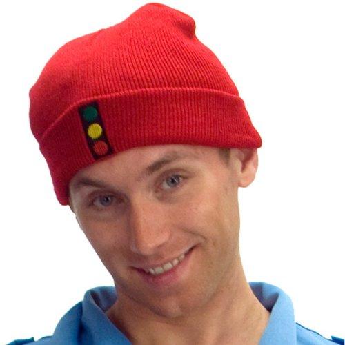 The Life Aquatic With Steve Zissou gorro de semforo rojo sombrero de disfraz