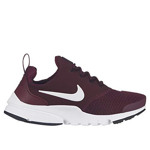 Nike Presto Fly (GS), Zapatillas de Atletismo para Hombre, Multicolor (Night Maroon/White/Black 606), 38.5 EU