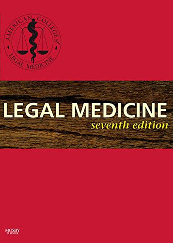 Image OfLegal Medicine E-Book (Legal Medicine (American College Of Legal Medicine))
