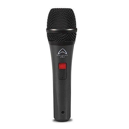 Wharfedale Pro DM 5.0s - Micrófono de Voz, Color Negro