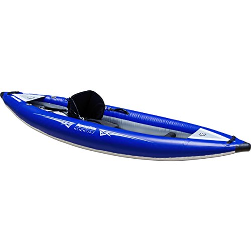 Aquaglide Klickitat One HB Heavy Duty Kayak - 1 Man