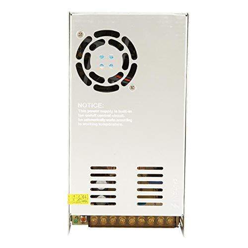 Interruptor de fuente de alimentación LED, anillo magnético de ferrita Fuente de alimentación del convertidor de voltaje de tira más fuerte y de mayor potencia, para monitoreo de seguridad