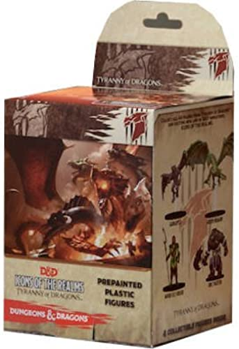comprar marca DUNGEONS & DRAGONS ICONS OF THE REALMS TYRANNY OF OF OF DRAGONS  100% a estrenar con calidad original.