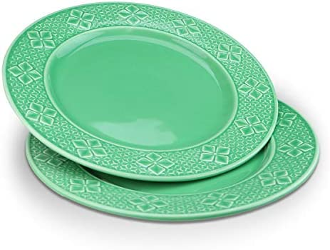 STAR MOON 11 3 Elegant European Charm Ceramic Tableware Plates Large Dinner Plates Microwave product image